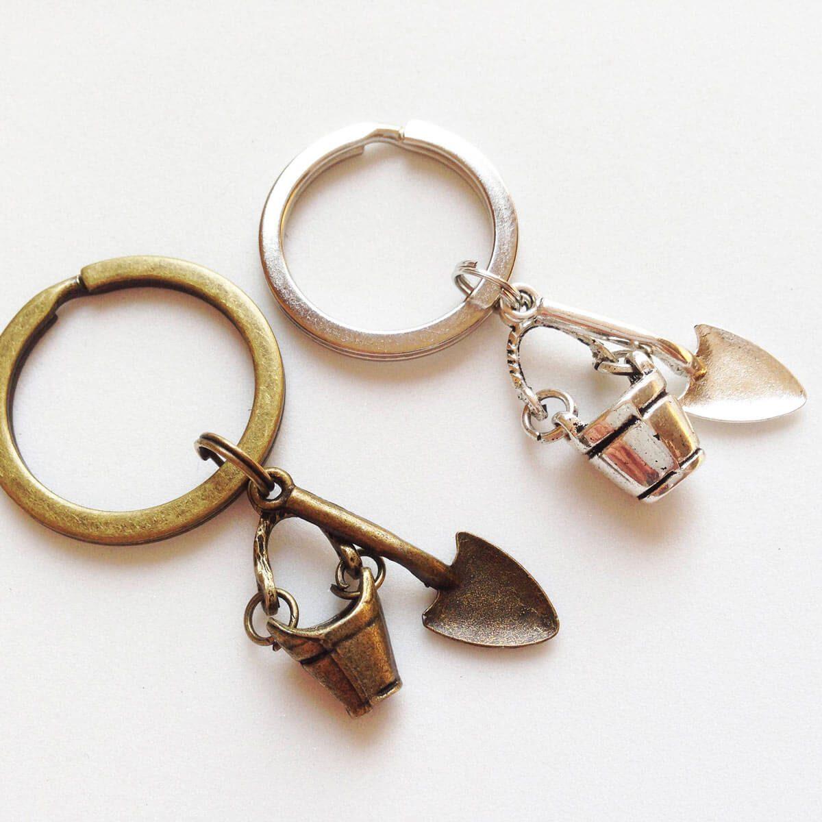 Gardener Key chain