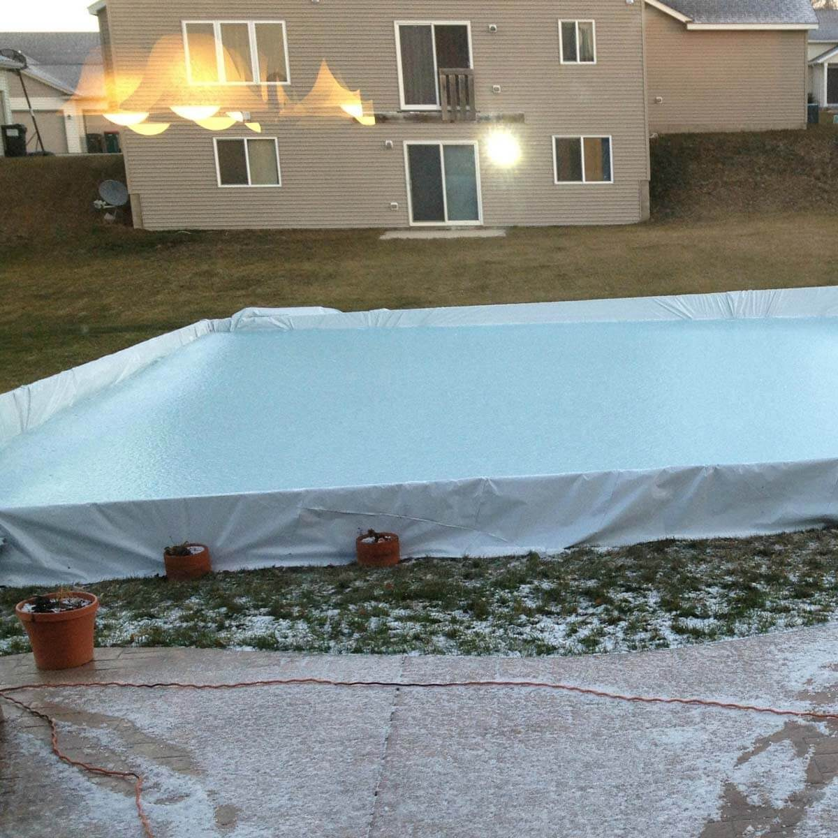 12 Tips For Your Backyard Ice Rink The Family Handyman