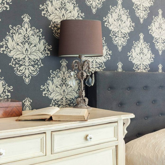 Textured, Patterned Wallcoverings