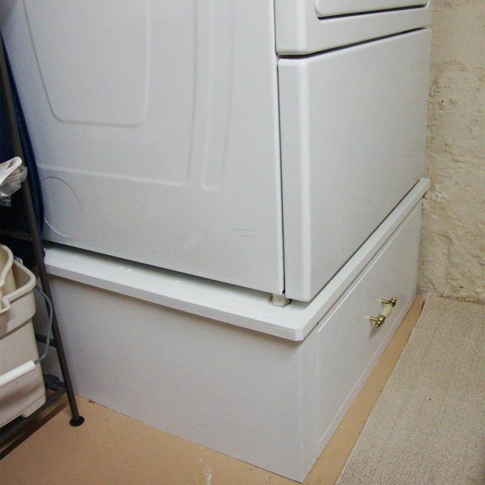 Dryer Pedestal