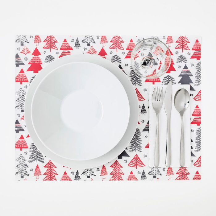 Holiday Placemats, Table Runners, Tablecloths