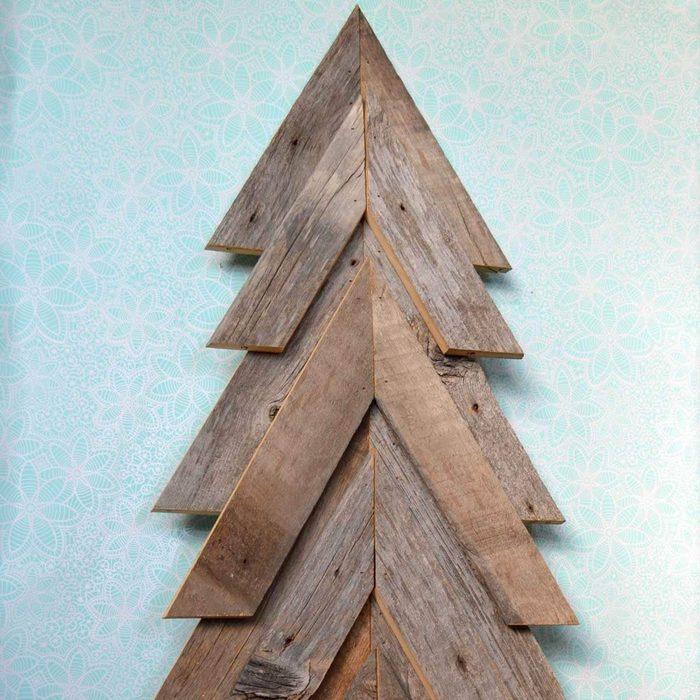 Reclaimed Wood Tree