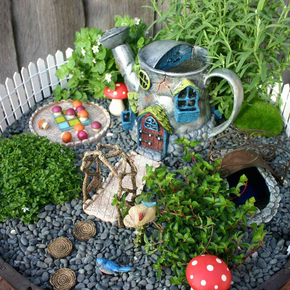 Gnome Garden: 15 Breathtaking DIY Fairy Gardens