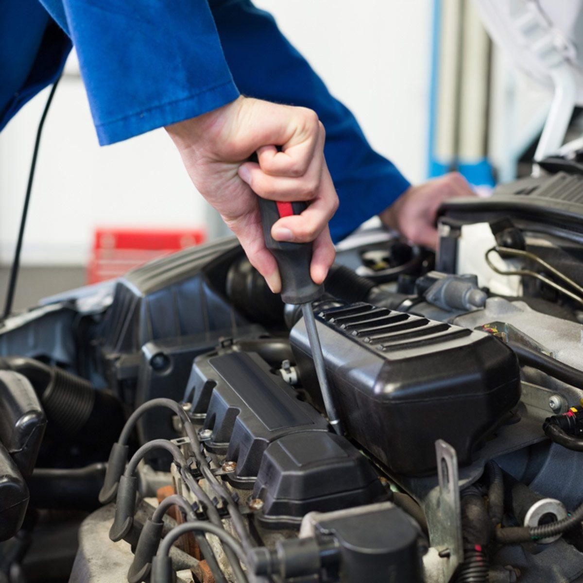 Starter motor malfunctions