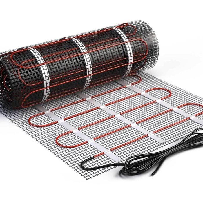 How to Keep House Warm: Radiant Floor Heat