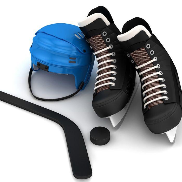 Ice Hockey Gear