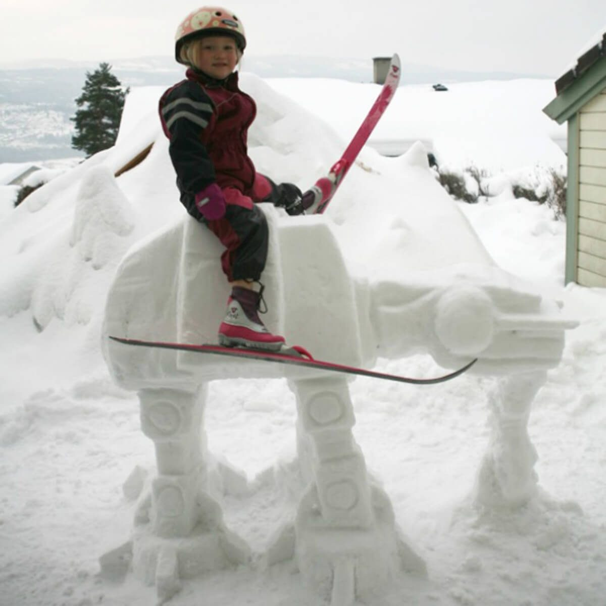 14 Incredible Ice And Snow Sculptures The Family Handyman