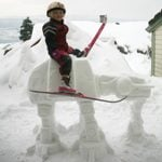 14 Incredible Ice and Snow Sculptures