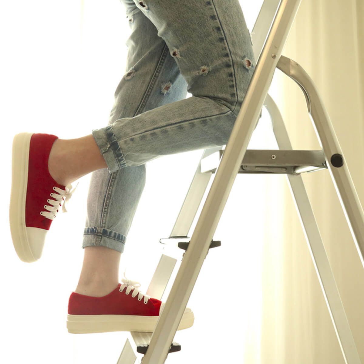 Step Stool and Ladder