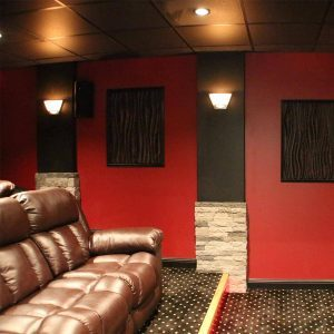 Reader Project: Home Theater