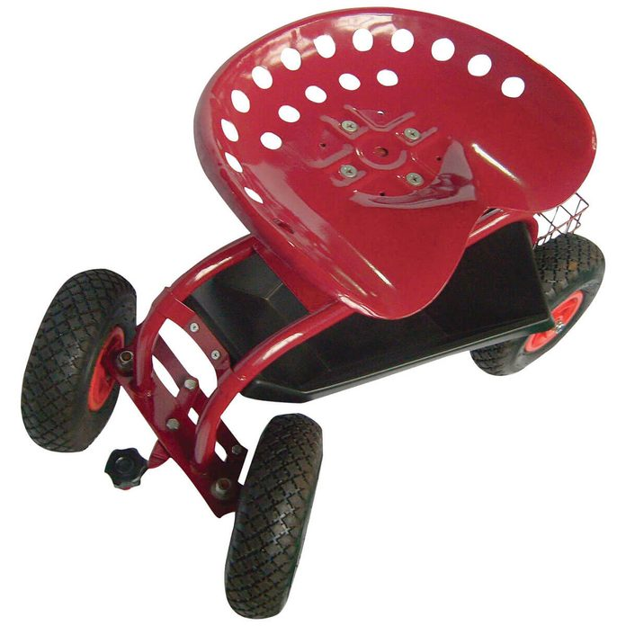 tractor scoot _12 gardening gift idea