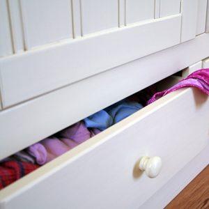 underwear drawer