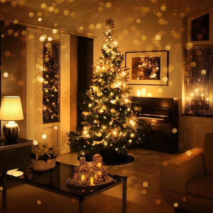 Christmas Light Safety and Storage