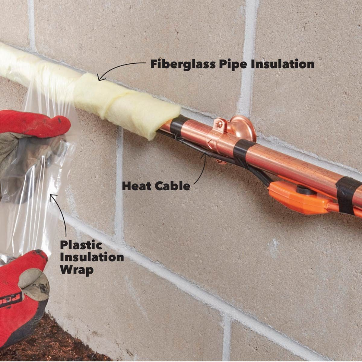 13 Tips to Prepare Your Plumbing for Winter — The Family