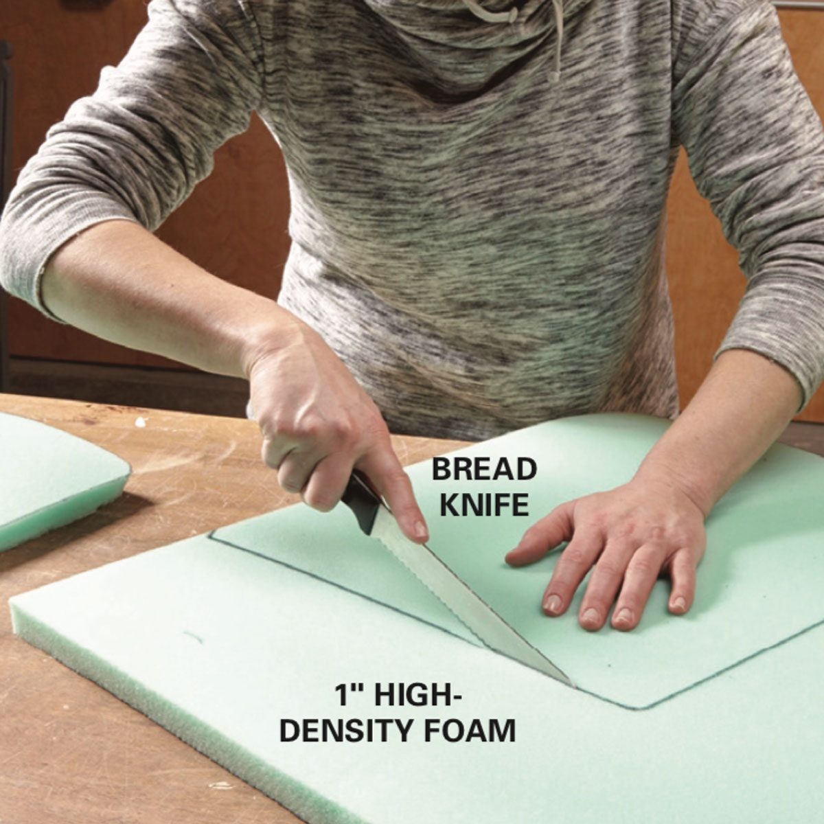 The Family Handyman The Family: How To Upholster A Chair