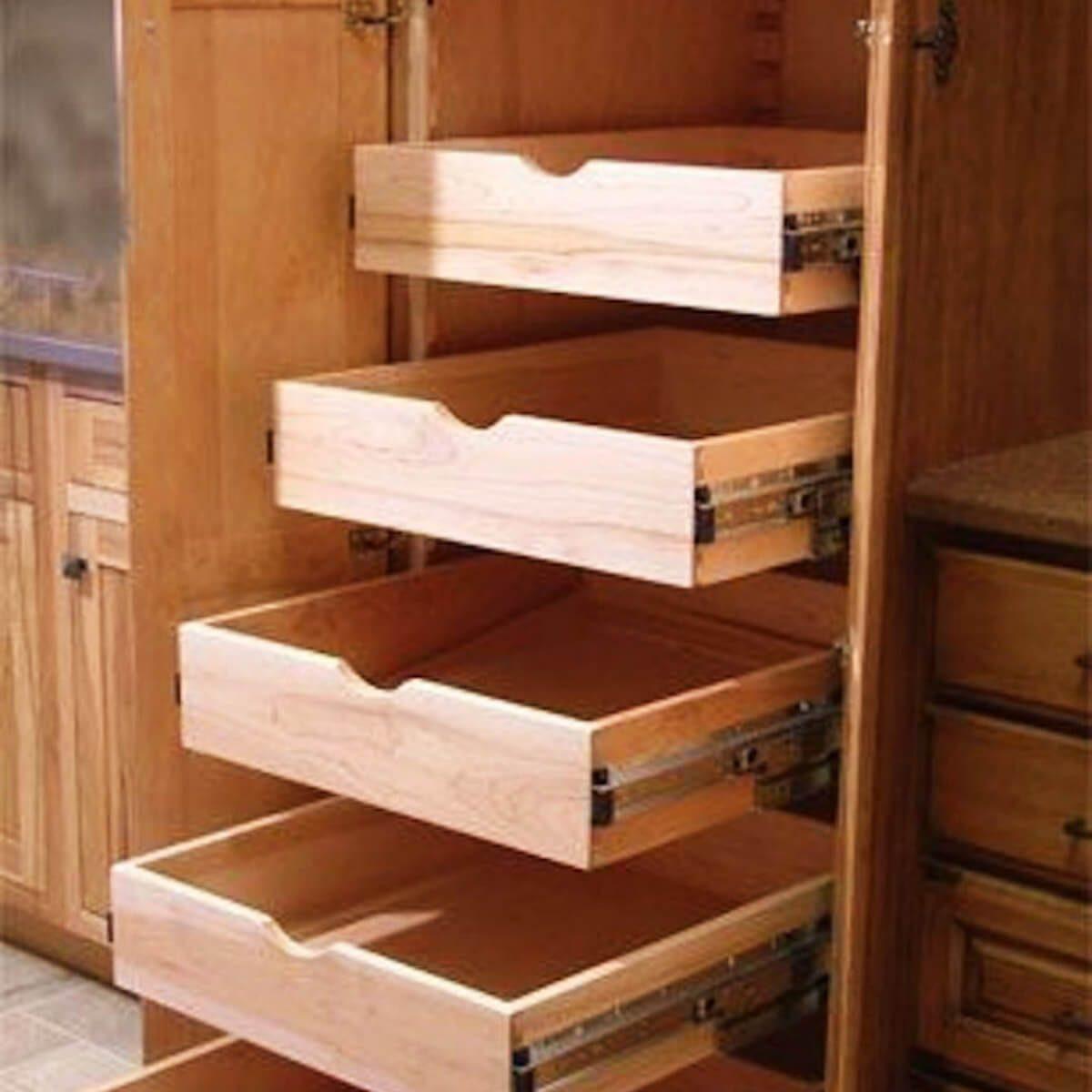 Short Pantry Cabinet Short Pantry Cabinet ...