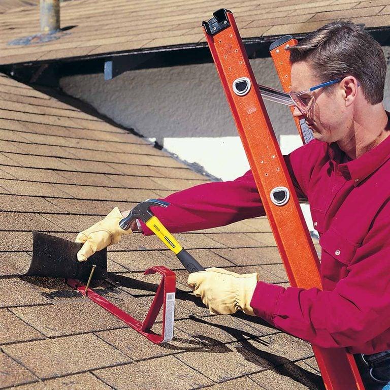 Hammer roof