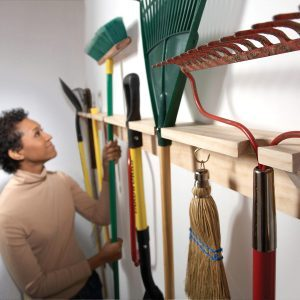 Tips for Tidy Outdoor Storage