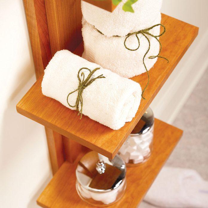 Bathroom Shelving Unit