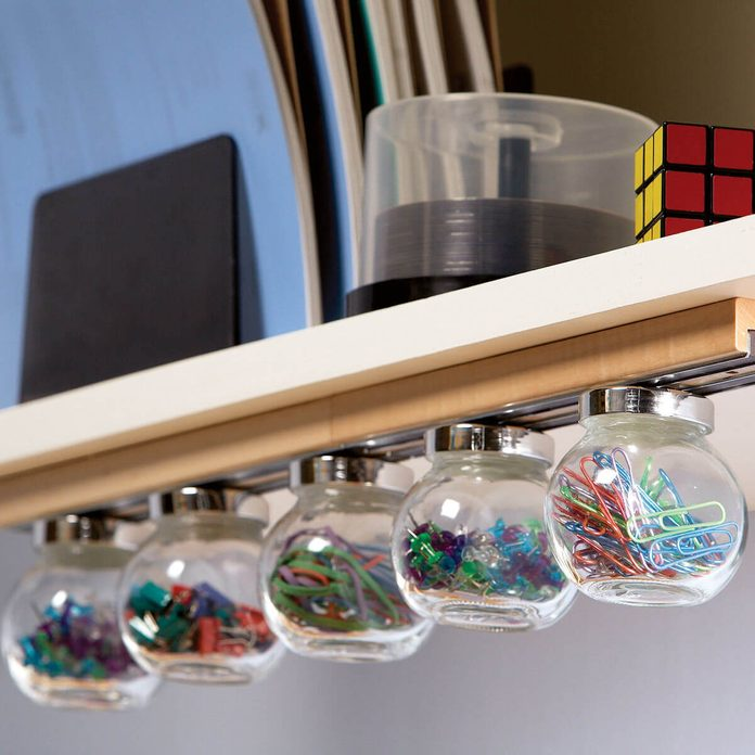 Magnetic Office Supplies Holder