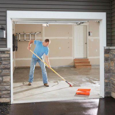 garage floor sealer