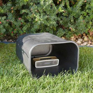 Trash-Can Amplifier
