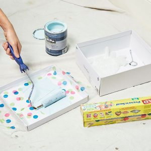 Shoe Box Touch-Up Paint Kit