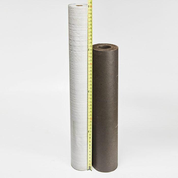 Larger rolls