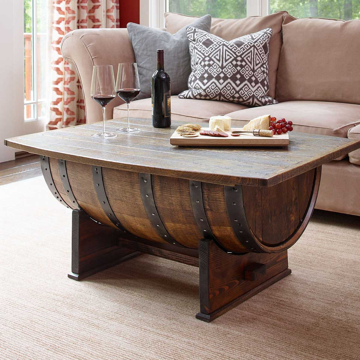 14 Super Cool Homemade Coffee Table Ideas The Family