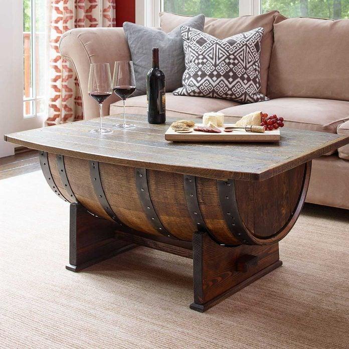 dfh11_whiskey barrel coffee table