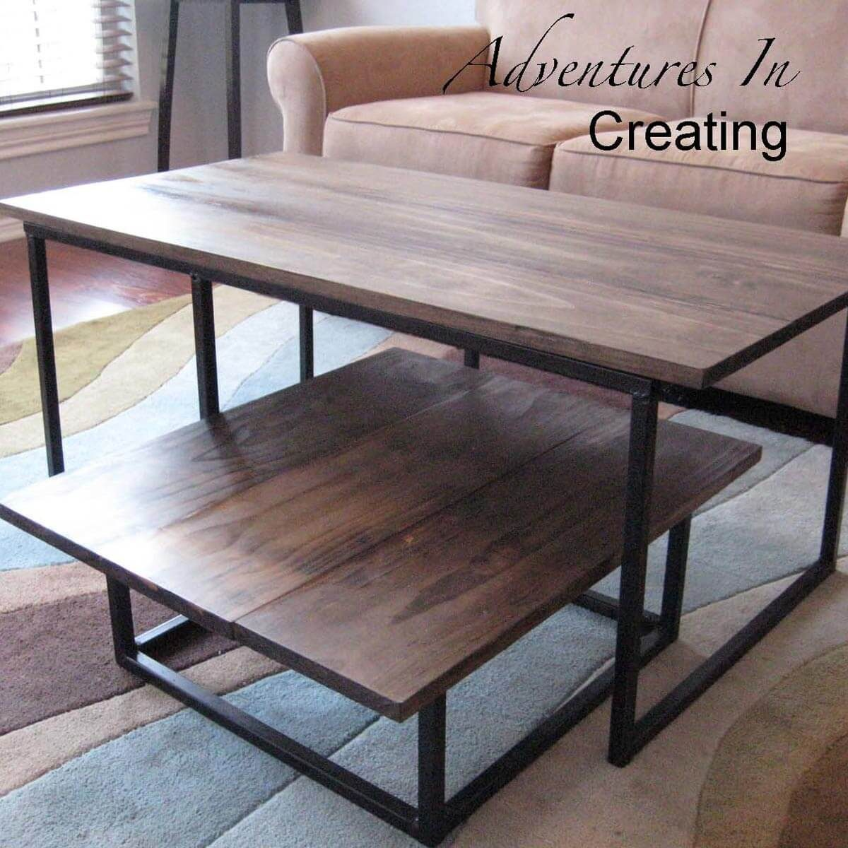 Nested Coffee Tables