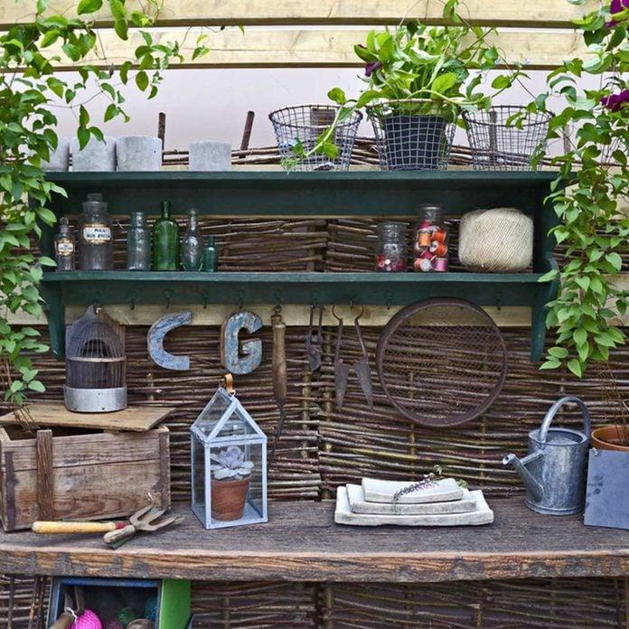 dfh7_shutterstock_561651205 Potting Bench gardening