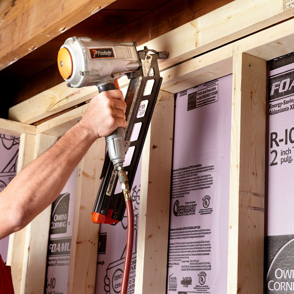 Don't forget drywall backers | Construction Pro Tips