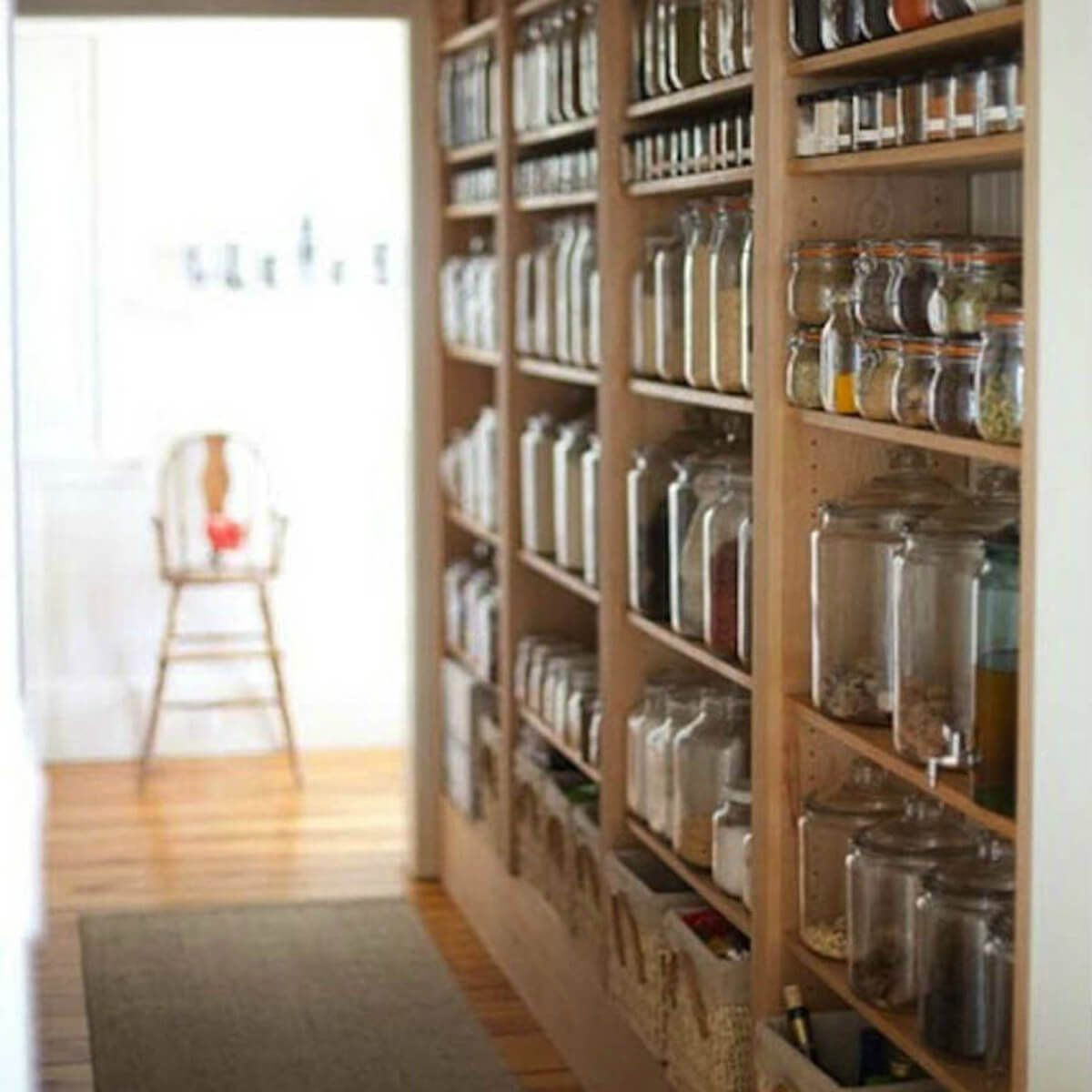 Corridor Pantry Turn A Hallway Into