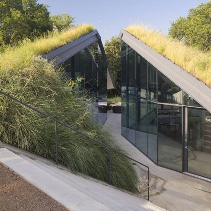 A Real Green House