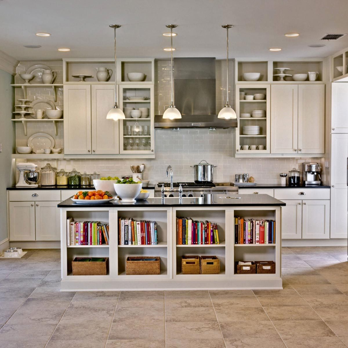 Image of: 11 Ideas For Organizing Your Kitchen The Family Handyman