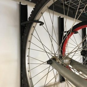 Reader Project: Bike Storage on the Wall
