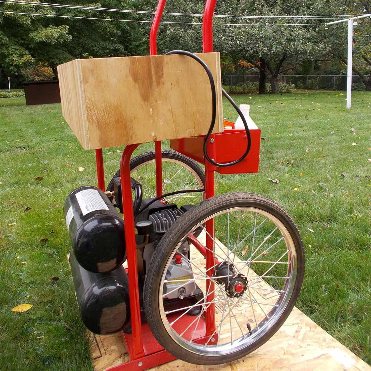 reader project compressor cart