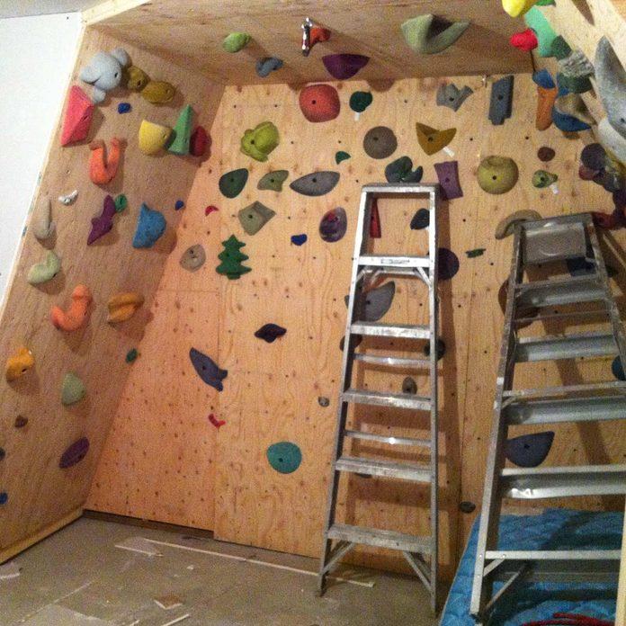 rockwall kids DIY playsets