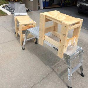 Reader Project: DIY Painting Platform