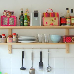 11 Ideas for Organizing Your Kitchen
