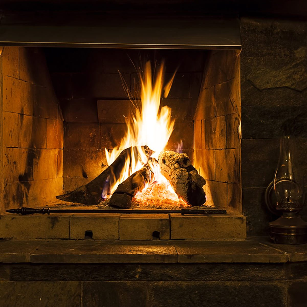 How To Arrange A Gas Log Fireplace Fireplace Decorating