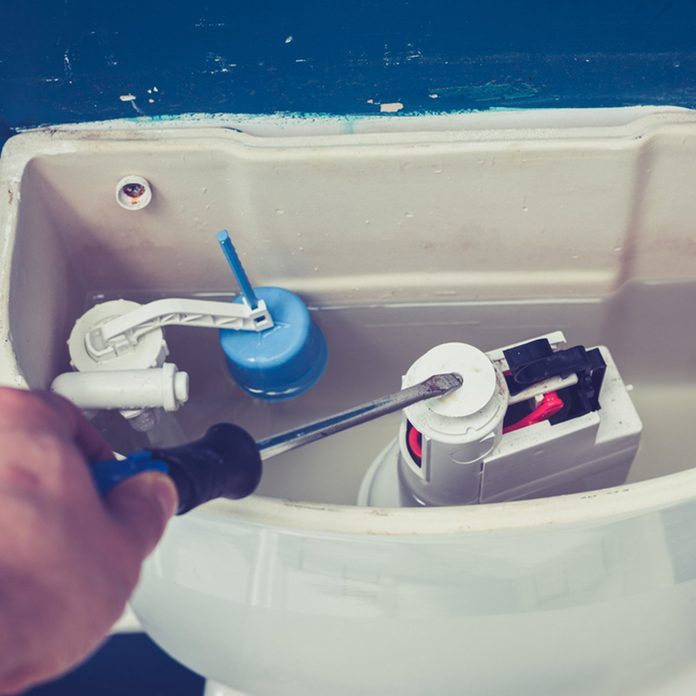 shutterstock_175554785 fix a running toilet