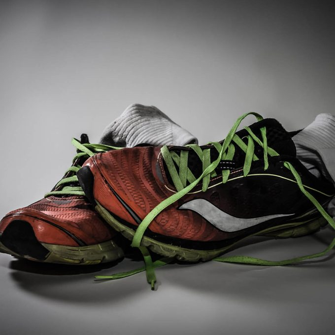 shutterstock_264845189 dirty sneakers tennis shoes