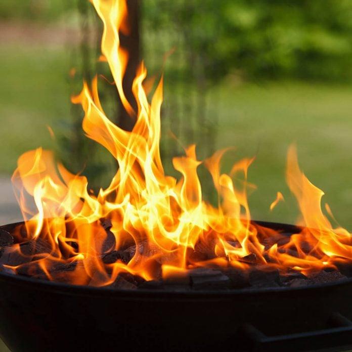 shutterstock_60003571 fire grill