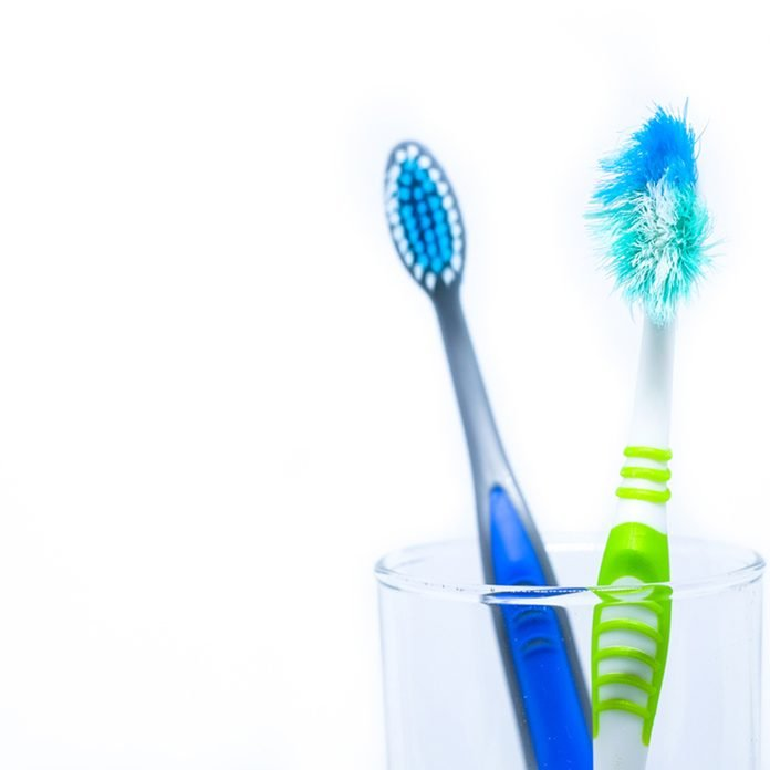 shutterstock_682525024 toothbrushes