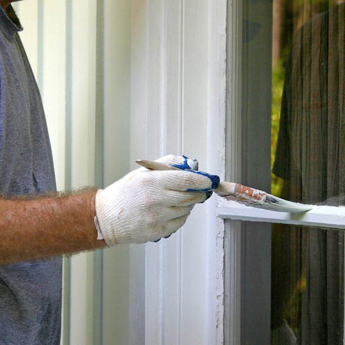 shutterstock_78028879 Exterior House Painting window trim
