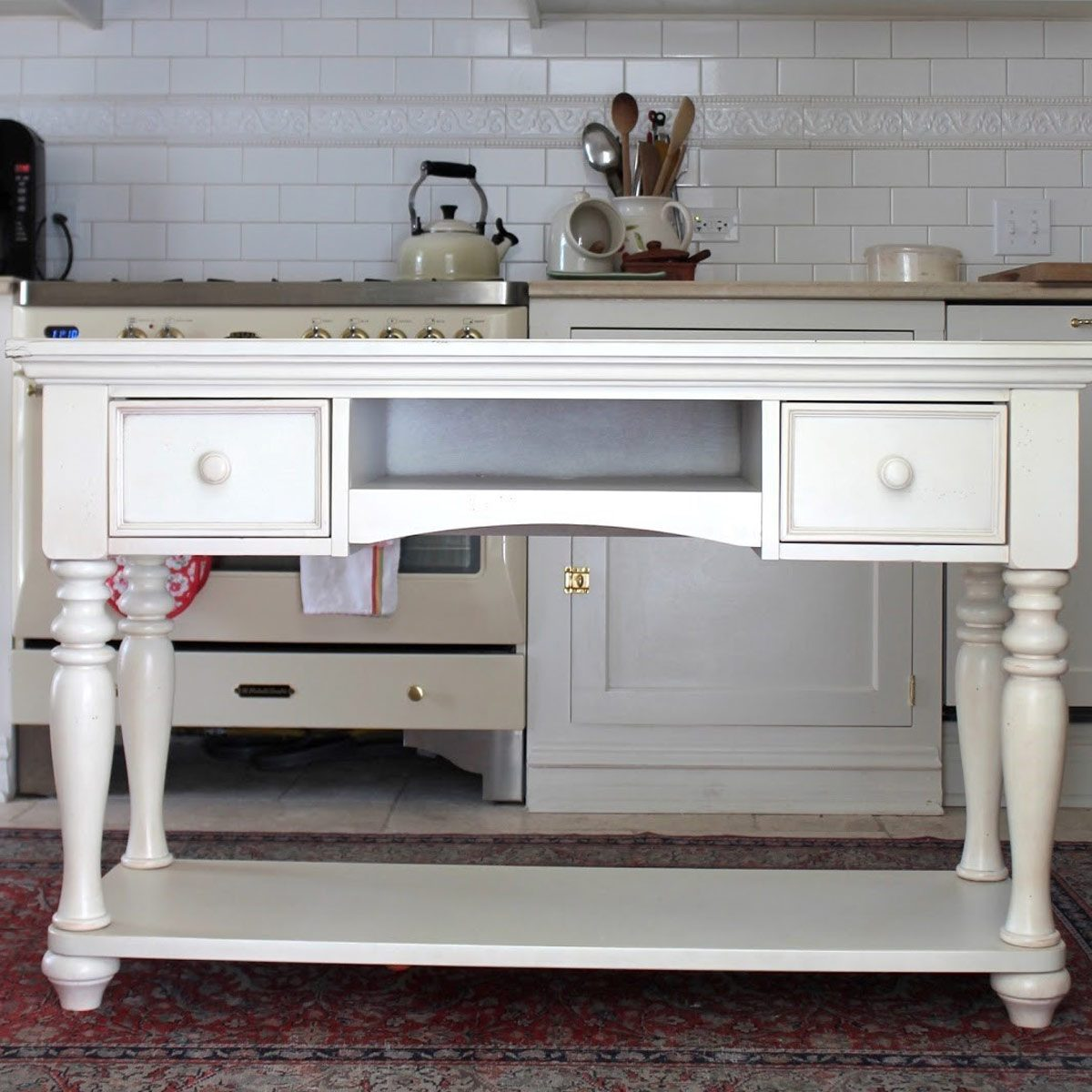 The 12 Best Diy Kitchen Islands The Family Handyman
