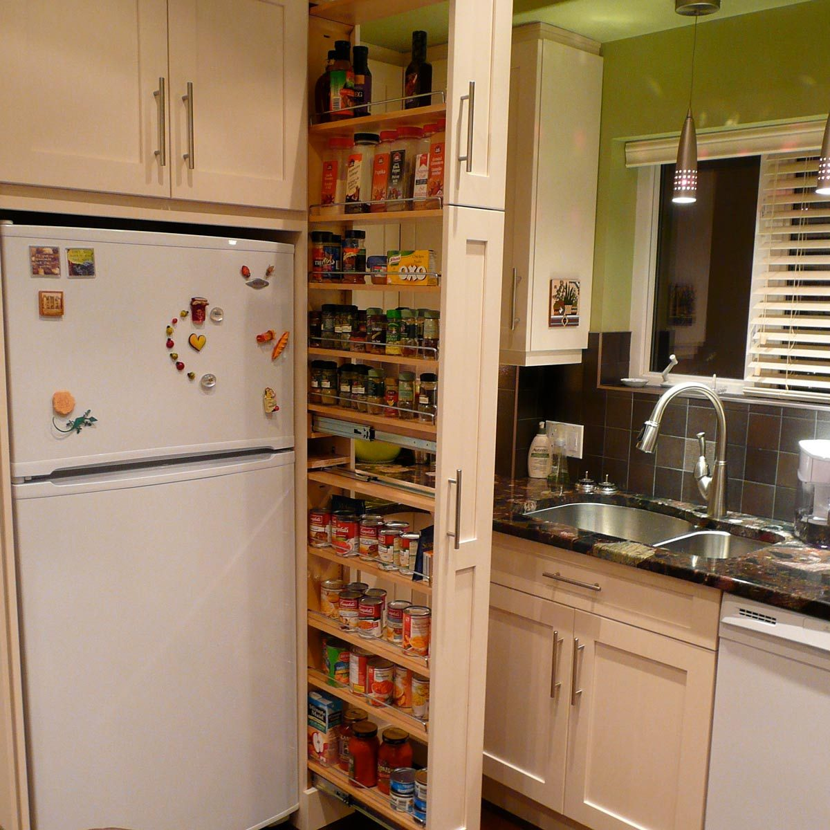 11 Ideas For A Perfectly Organized Kitchen: 11 Ideas For Organizing Your Kitchen