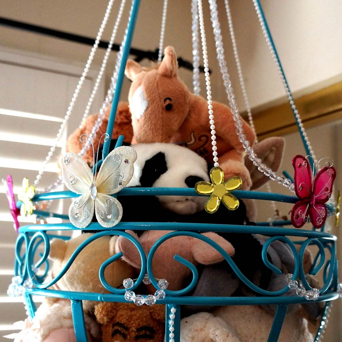 Stuffed Animal Toy Storage: 13 Incredible Upcycled Storage Systems